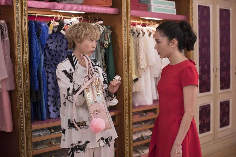 Crazy Rich Asians Red Dress