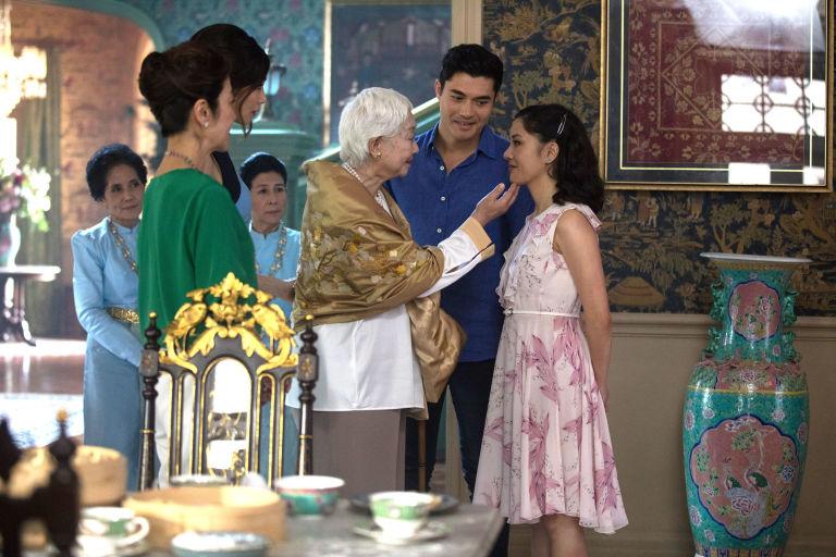 Crazy Rich Asians Floral Dress