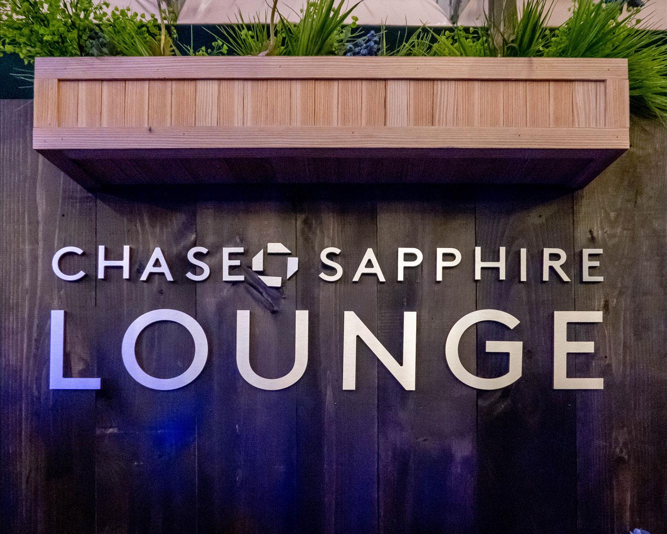 Chase Sapphire Lounge Hotel Thrillist