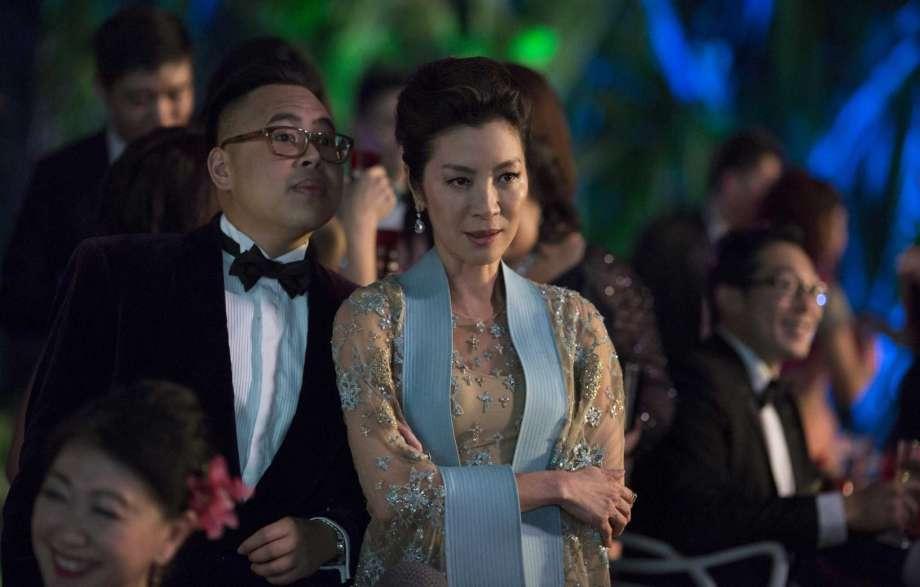 Crazy Rich Asians Mother