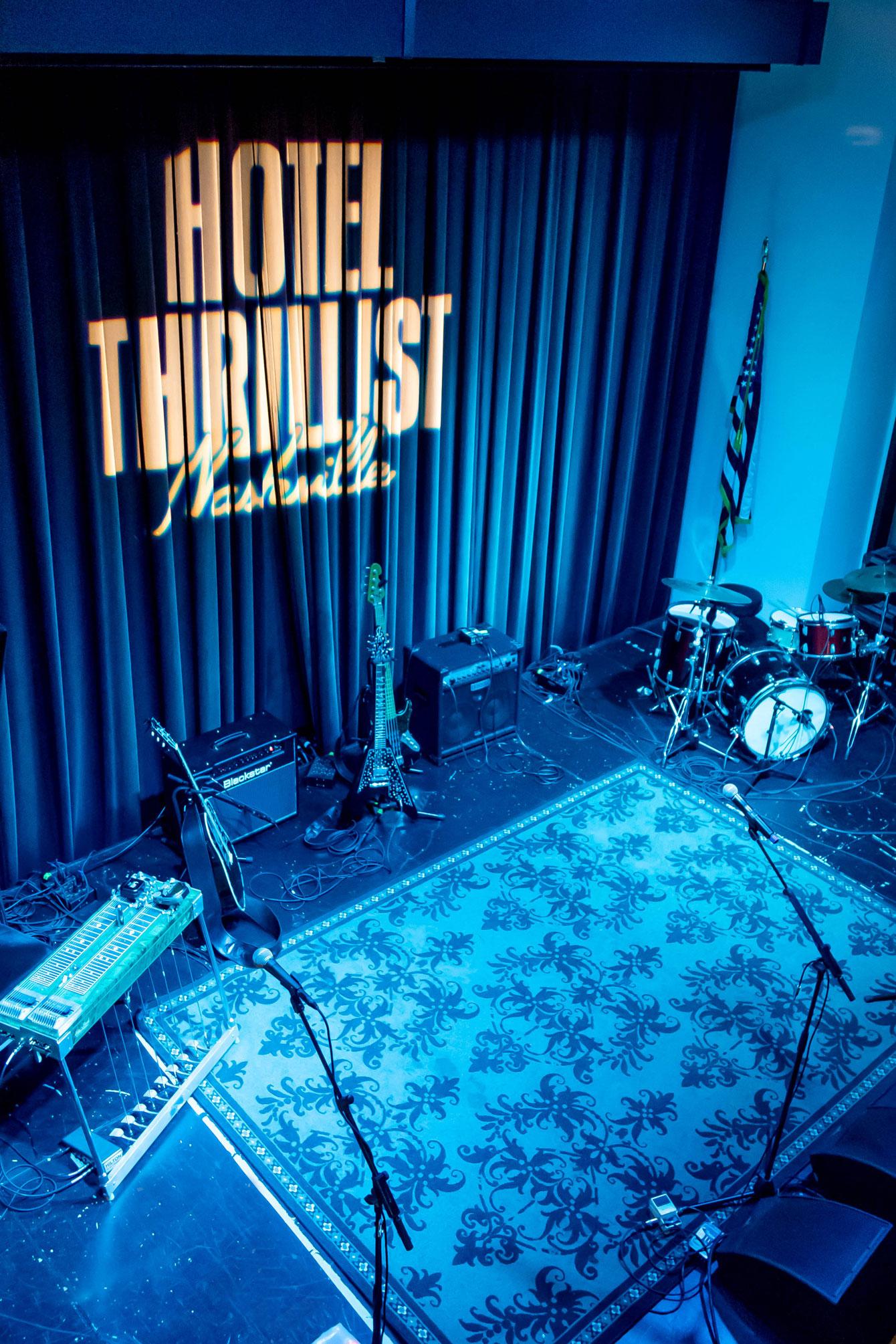 Hotel Thrillist Mansion Party