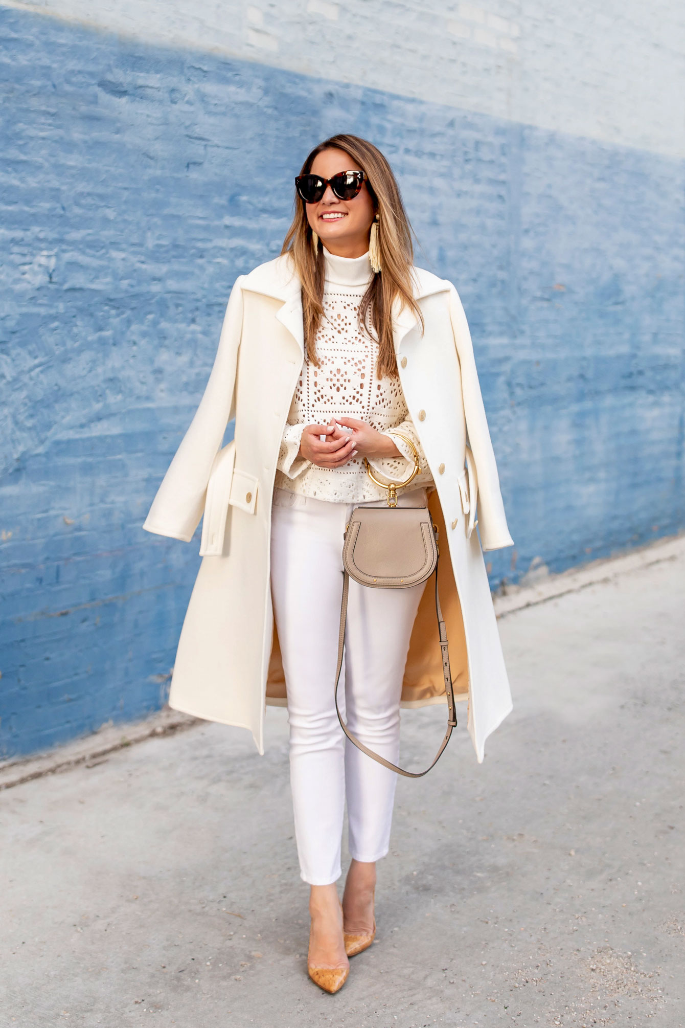 Ivory Chloé Outfit