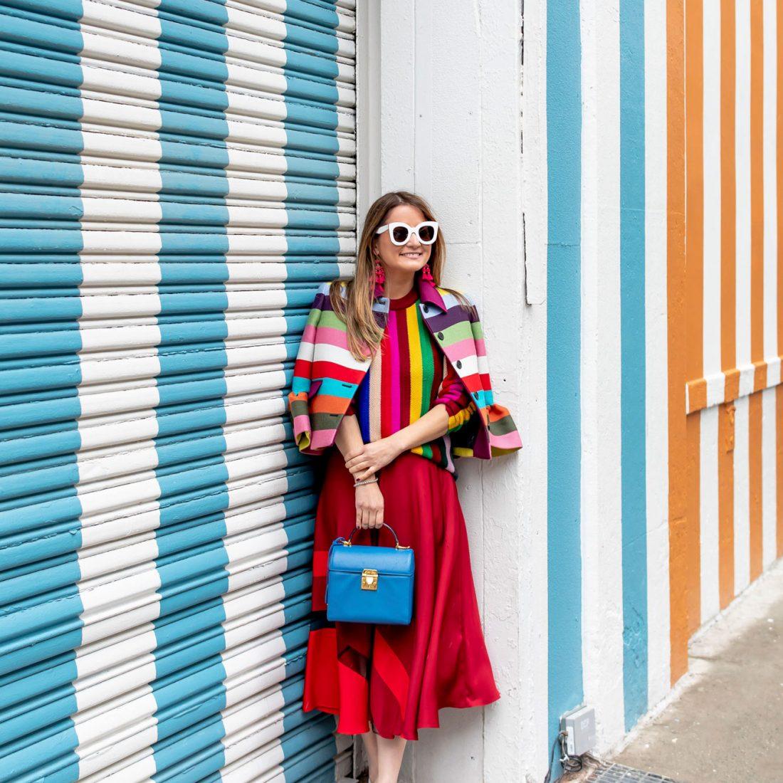 Jennifer Lake Milly New York Fashion Week