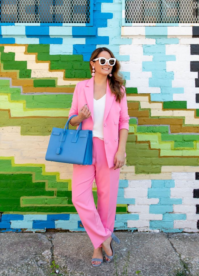 The Affordable Pink Suit You Need in Your Life