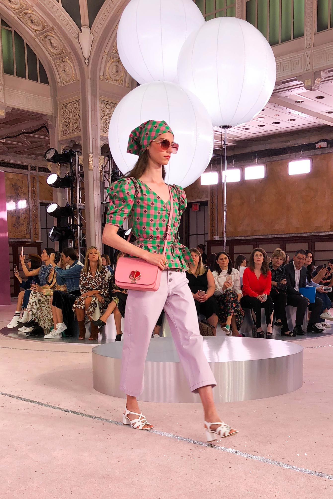 kate spade new york Spring 2019 Runway