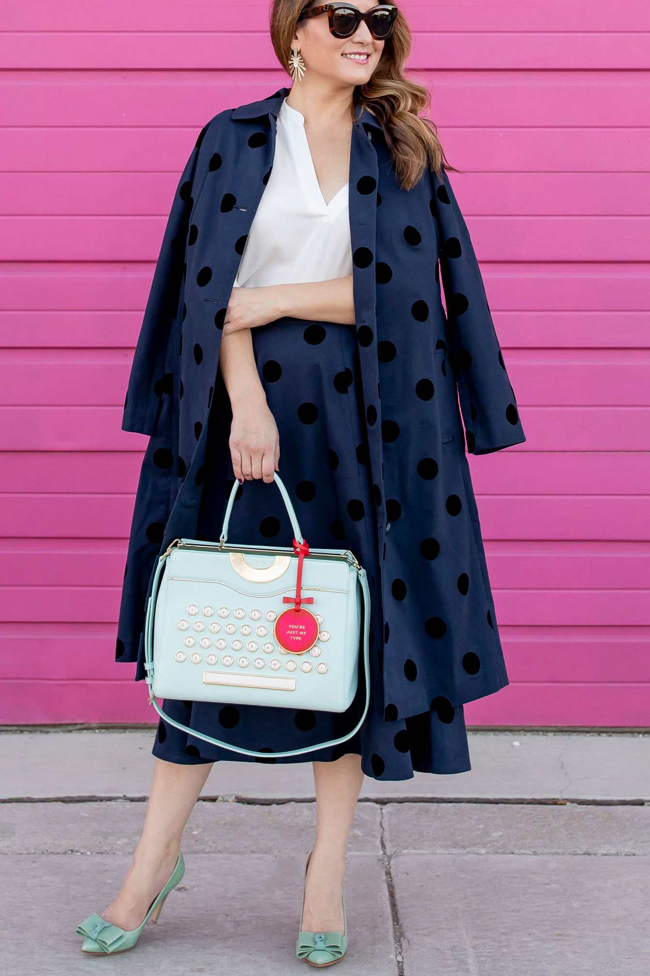 Kate Spade Typewriter Purse