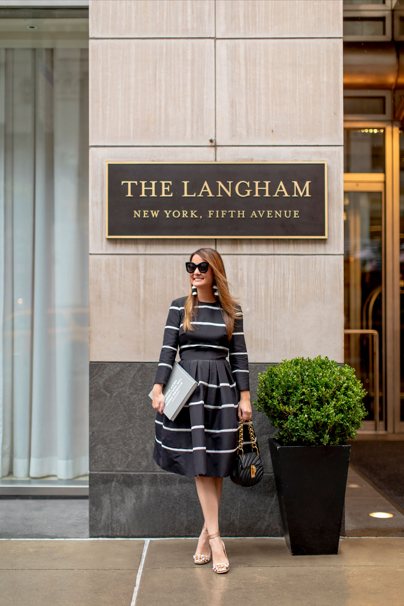 Langham New York Blogger