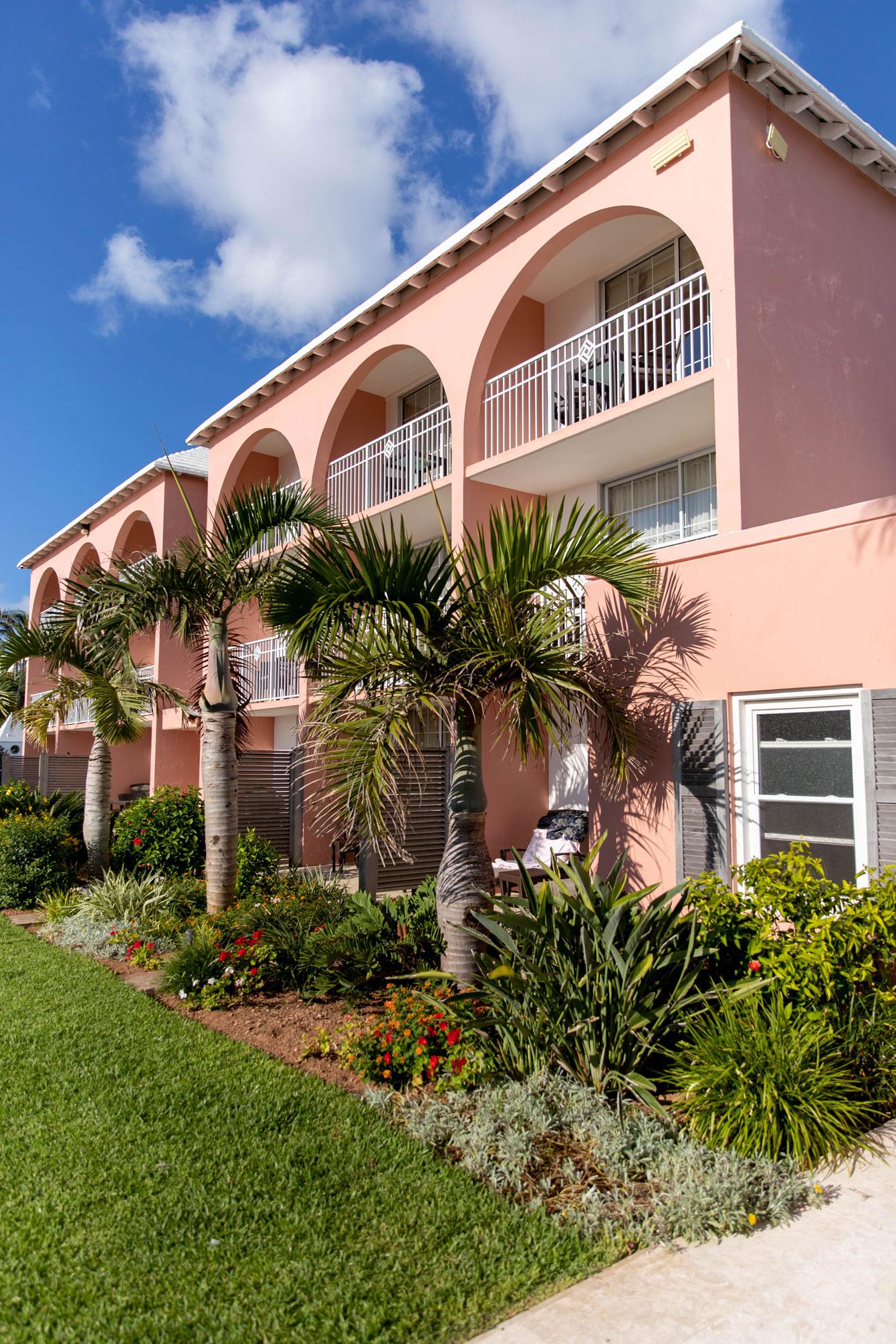 Pink Hotel Bermuda