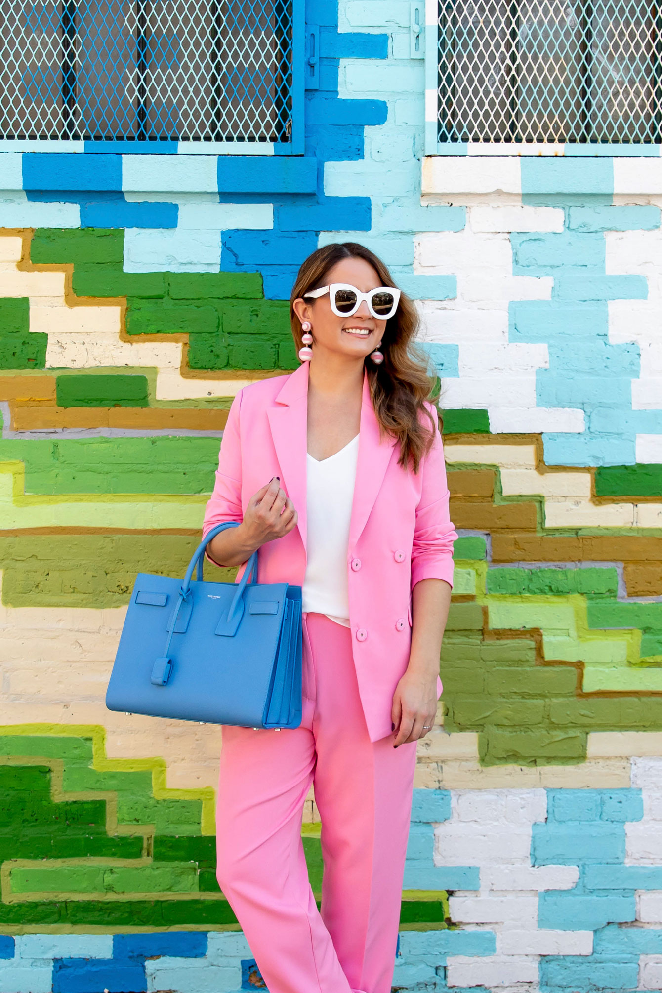 Style Charade Pink Suit