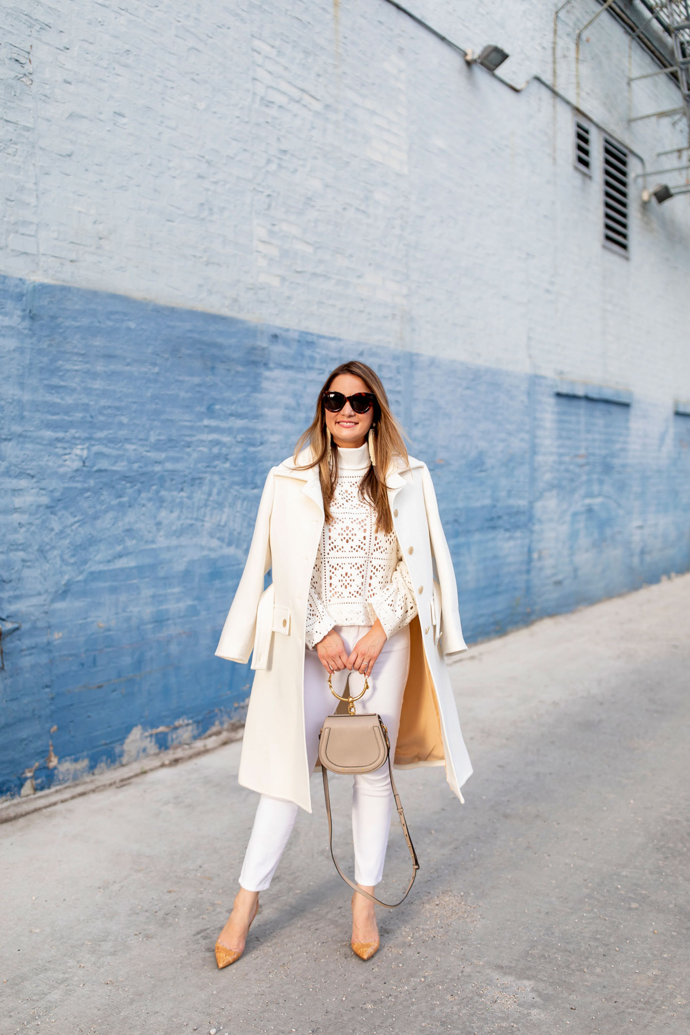 Styling an Ivory Coat