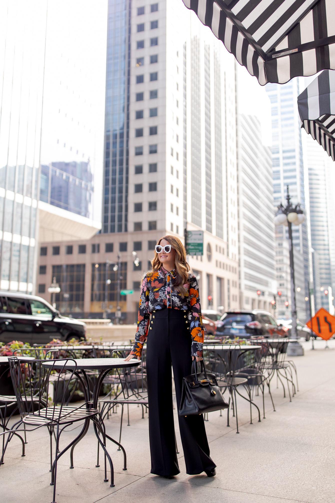 Jennifer Lake Chicago Stripe Awnings