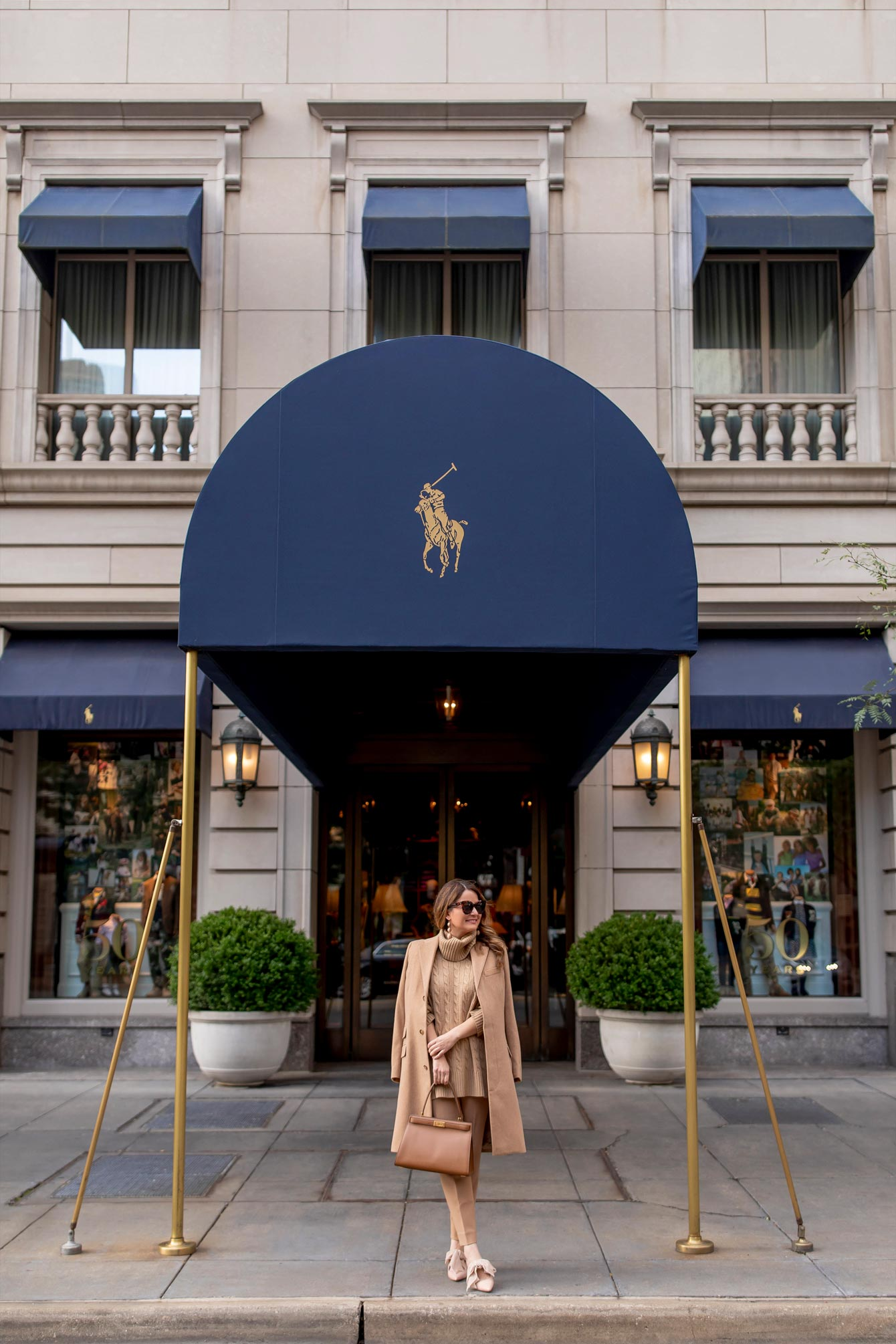 Jennifer Lake Ralph Lauren Chicago