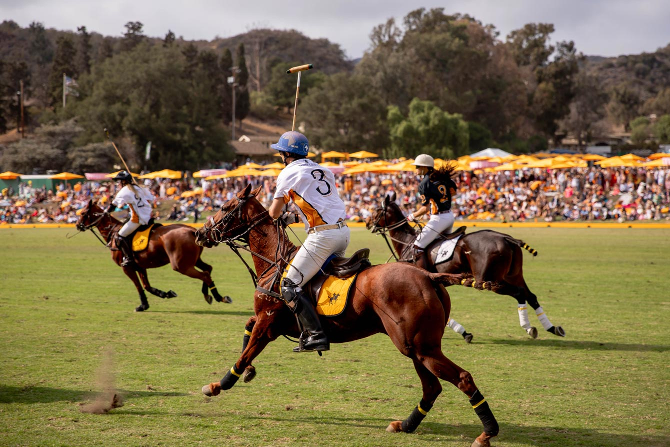 Los Angeles Polo Match