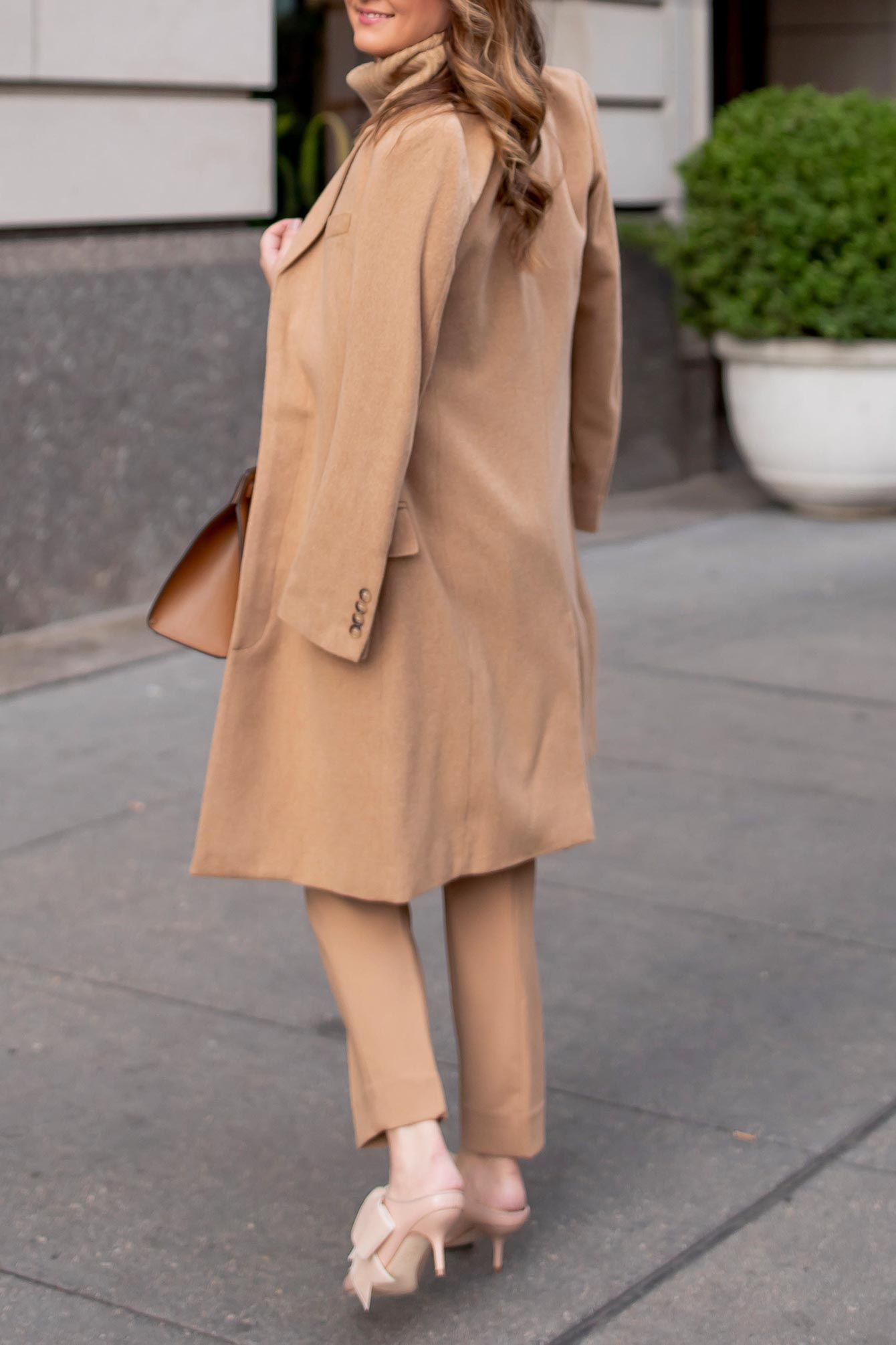 Polo Ralph Lauren Camel Coat
