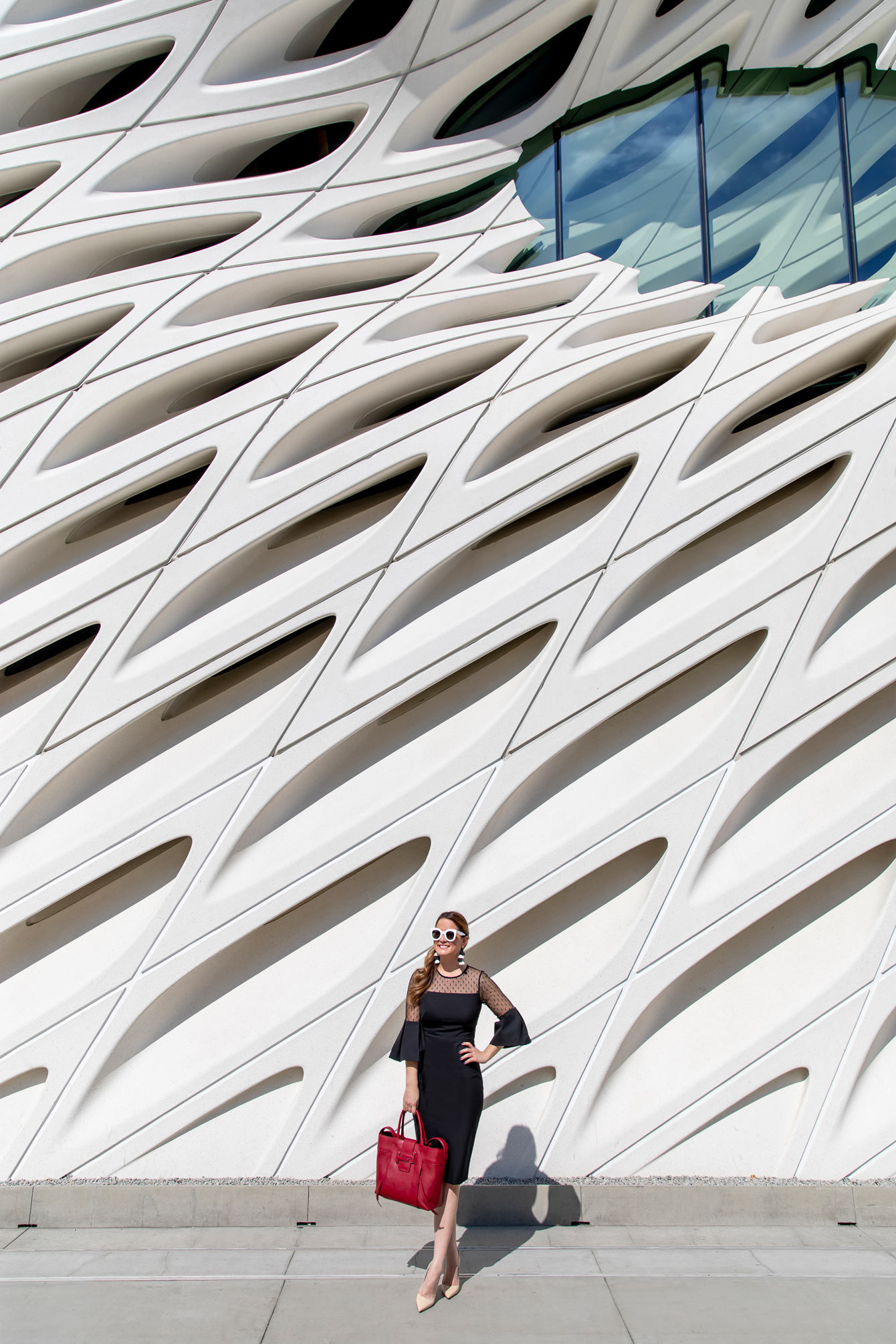 The Broad Los Angeles Blogger