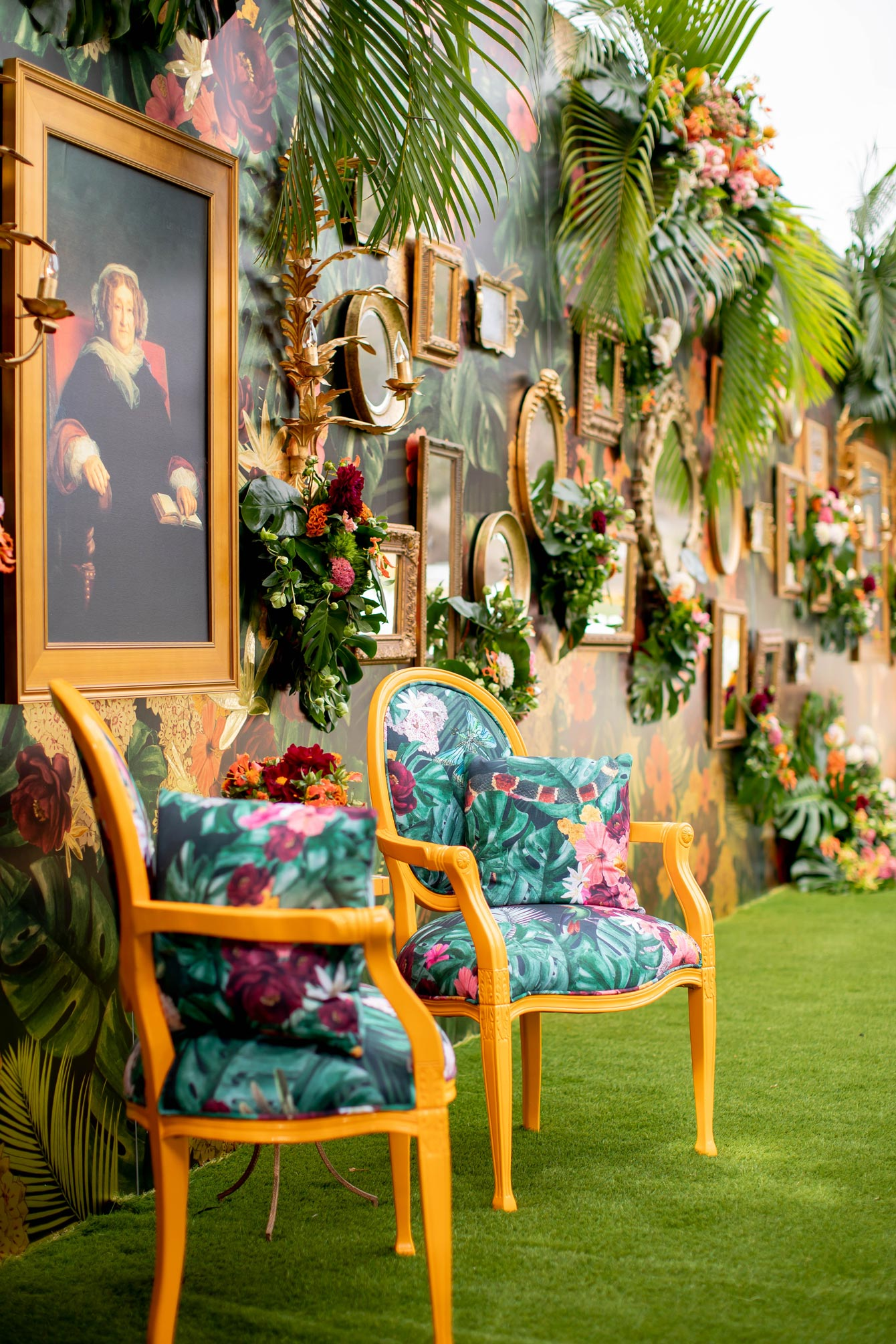 Veuve Clicquot Polo Classic Event Design
