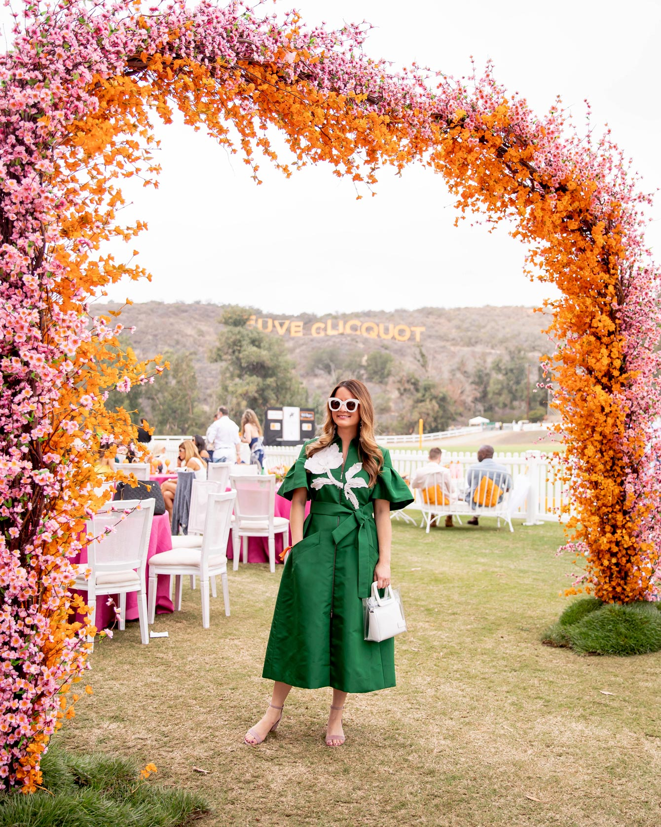 Veuve Clicquot Rose Garden Tickets