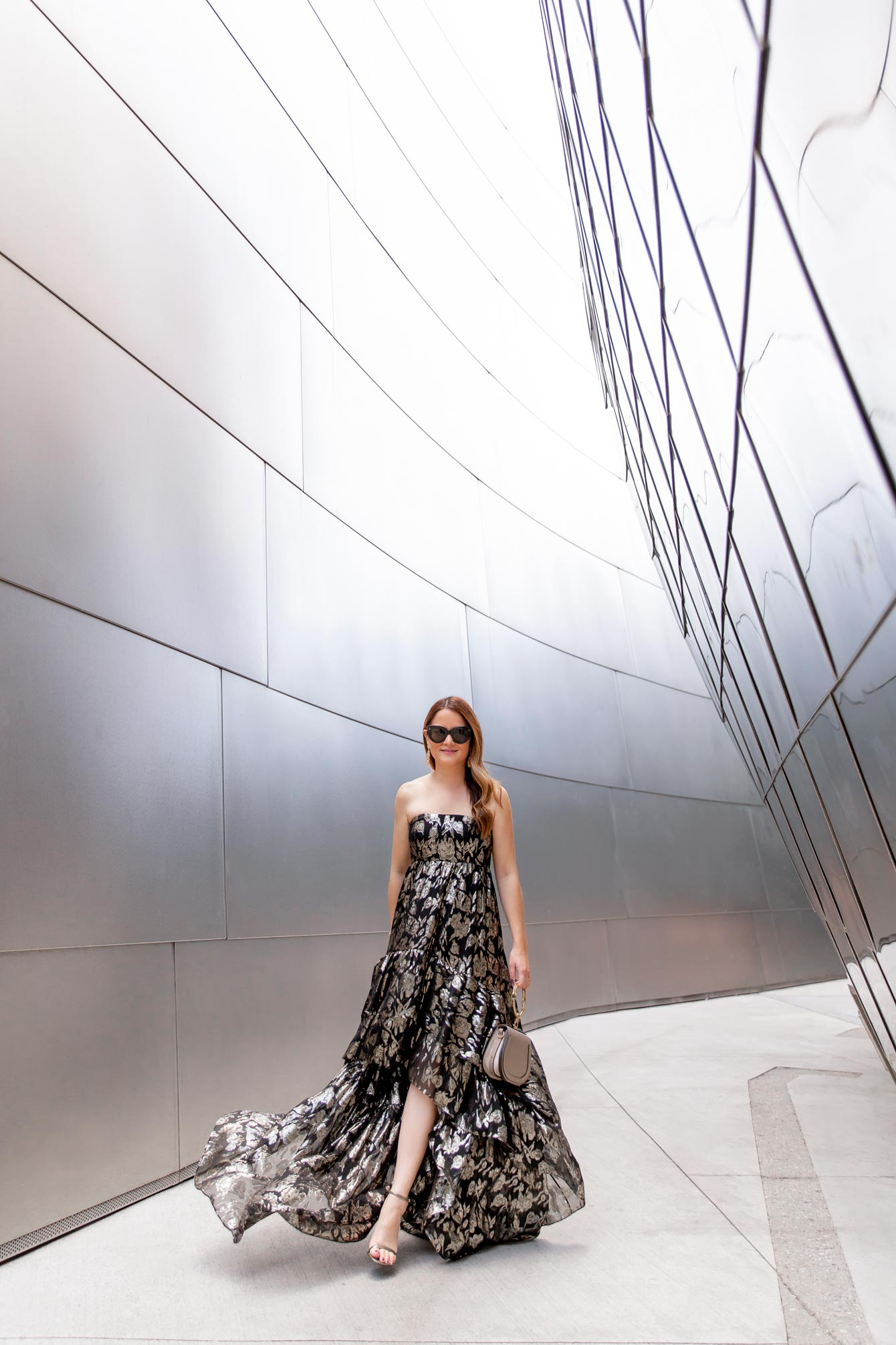 Walt Disney Concert Hall Blogger Photoshoot