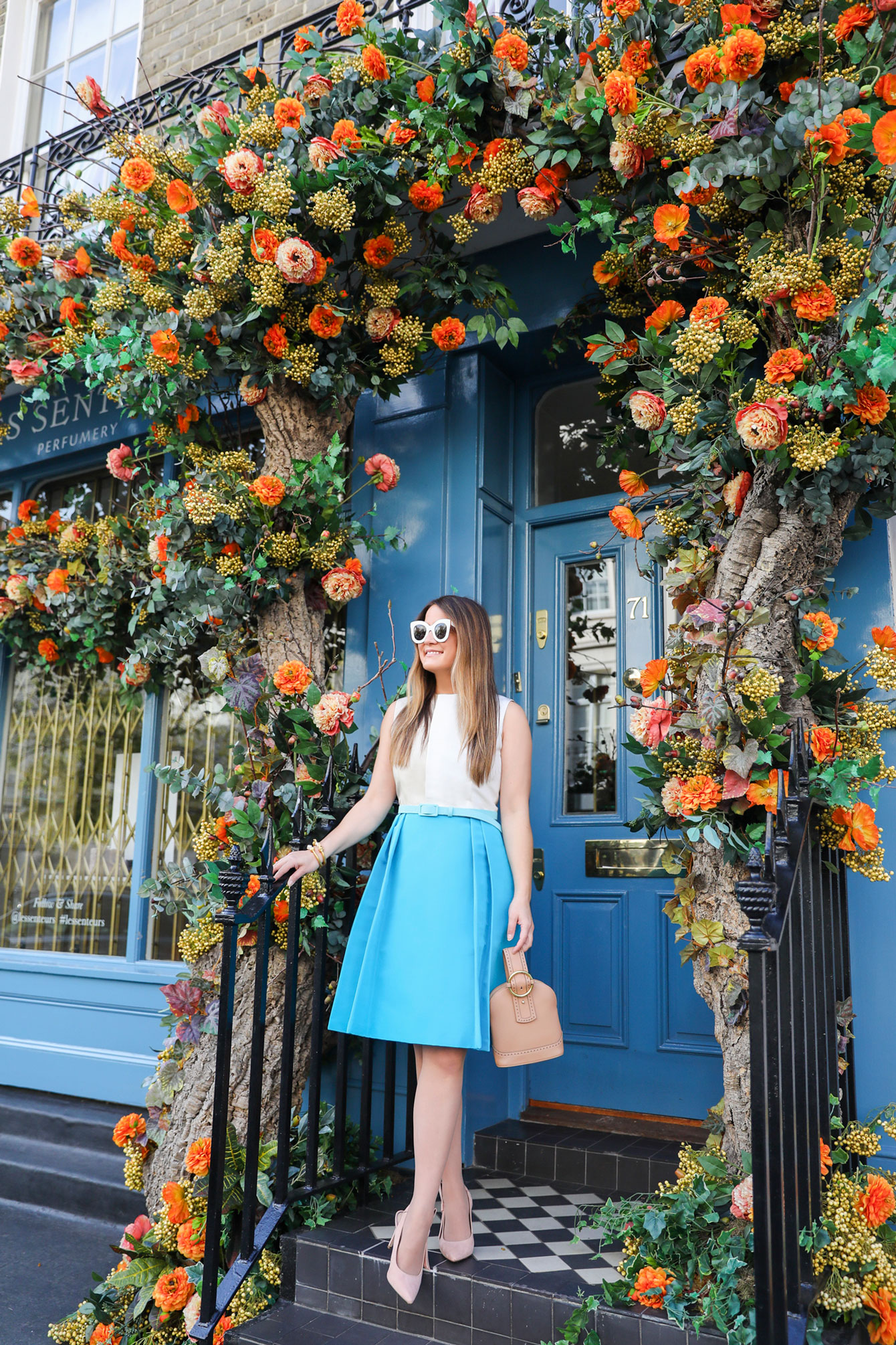 Best Floral Facades London