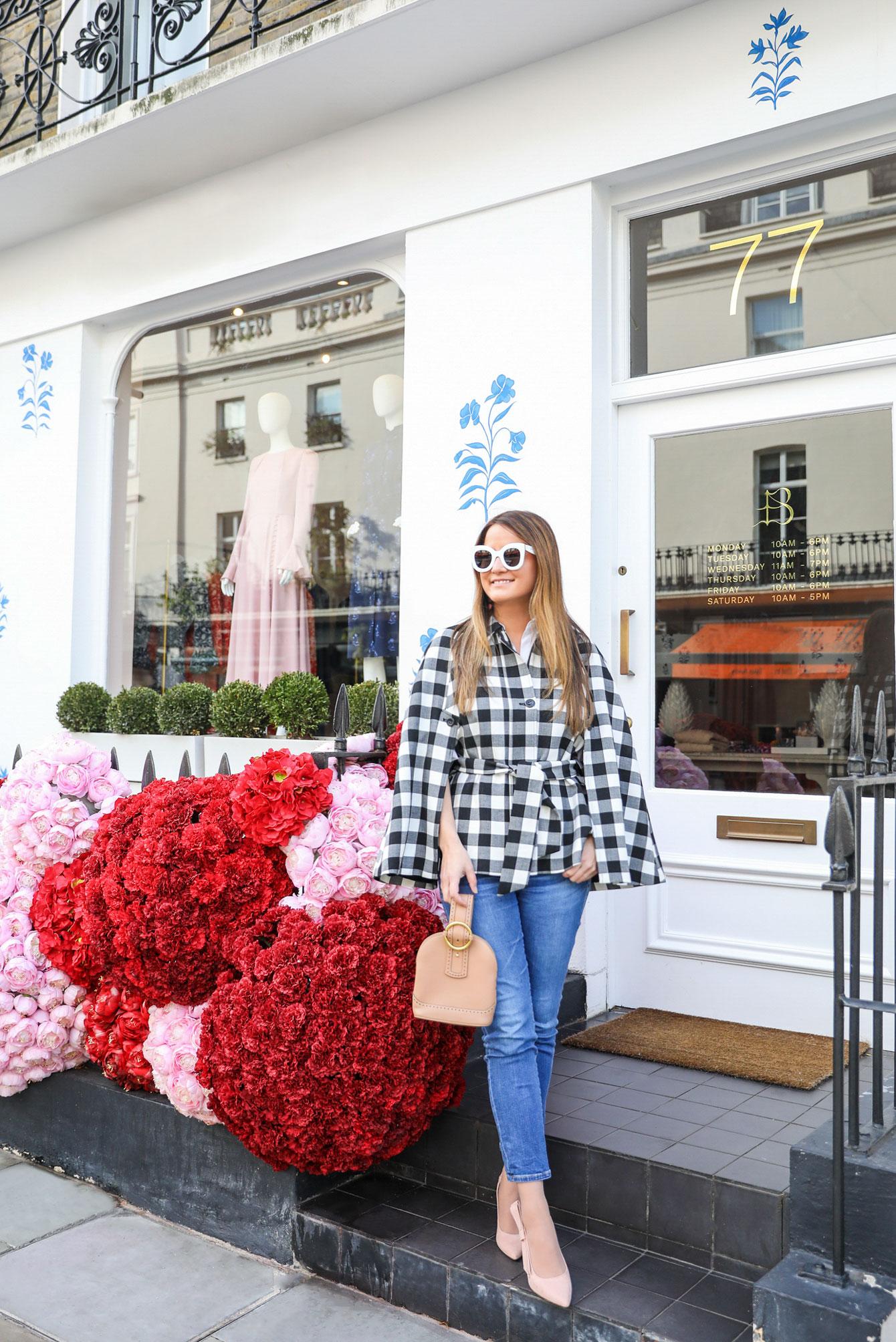 Best London Floral Storefront