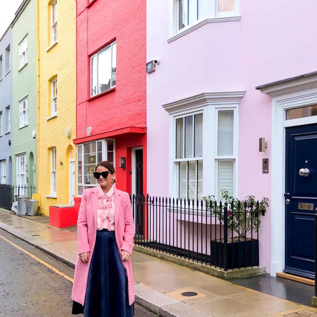 Colorful Homes London