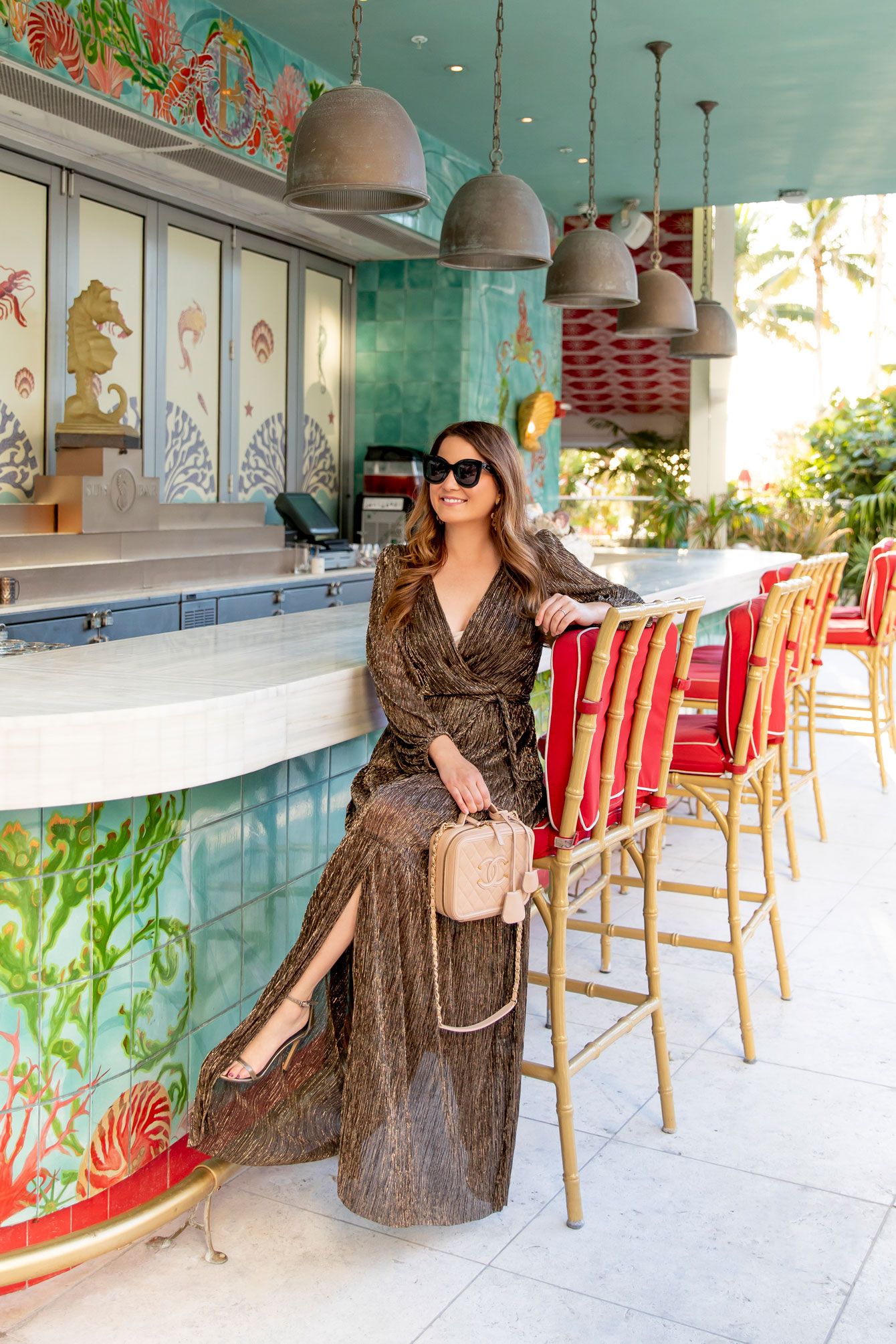 Faena Miami Beach Hotel Blogger