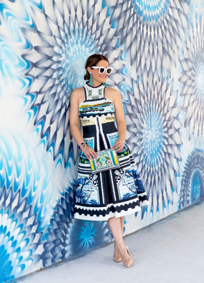 Mary Katrantzou Katmanda Dress // From the Archives