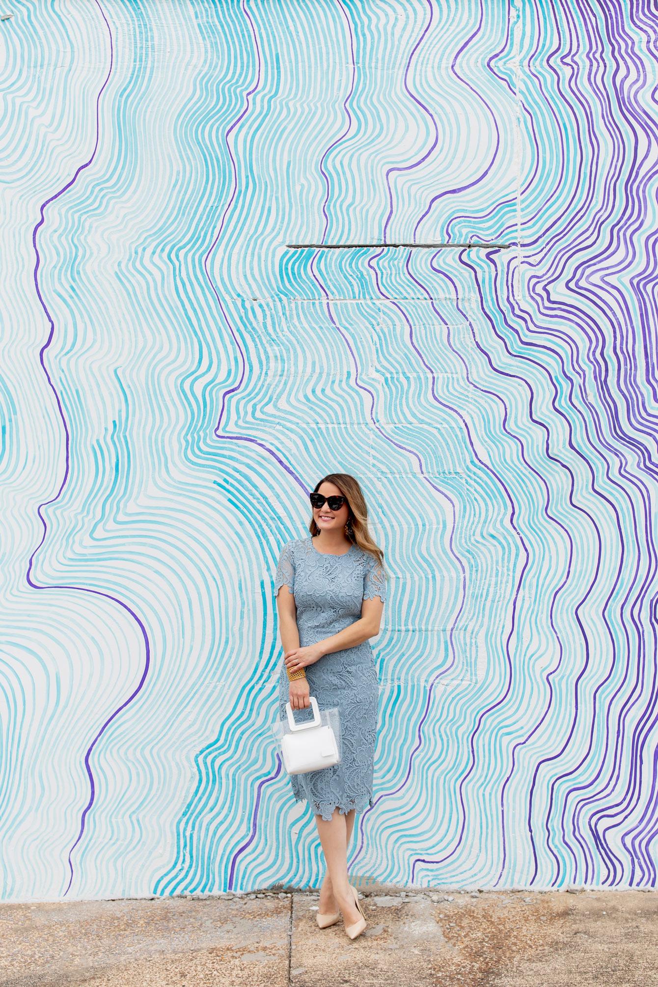 Jennifer Lake Nashville Mural