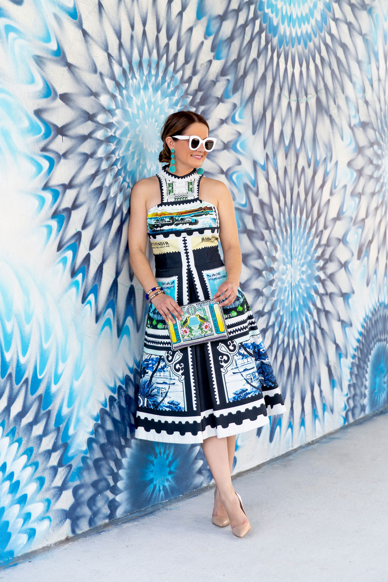 Mary Katrantzou Katmanda Dress