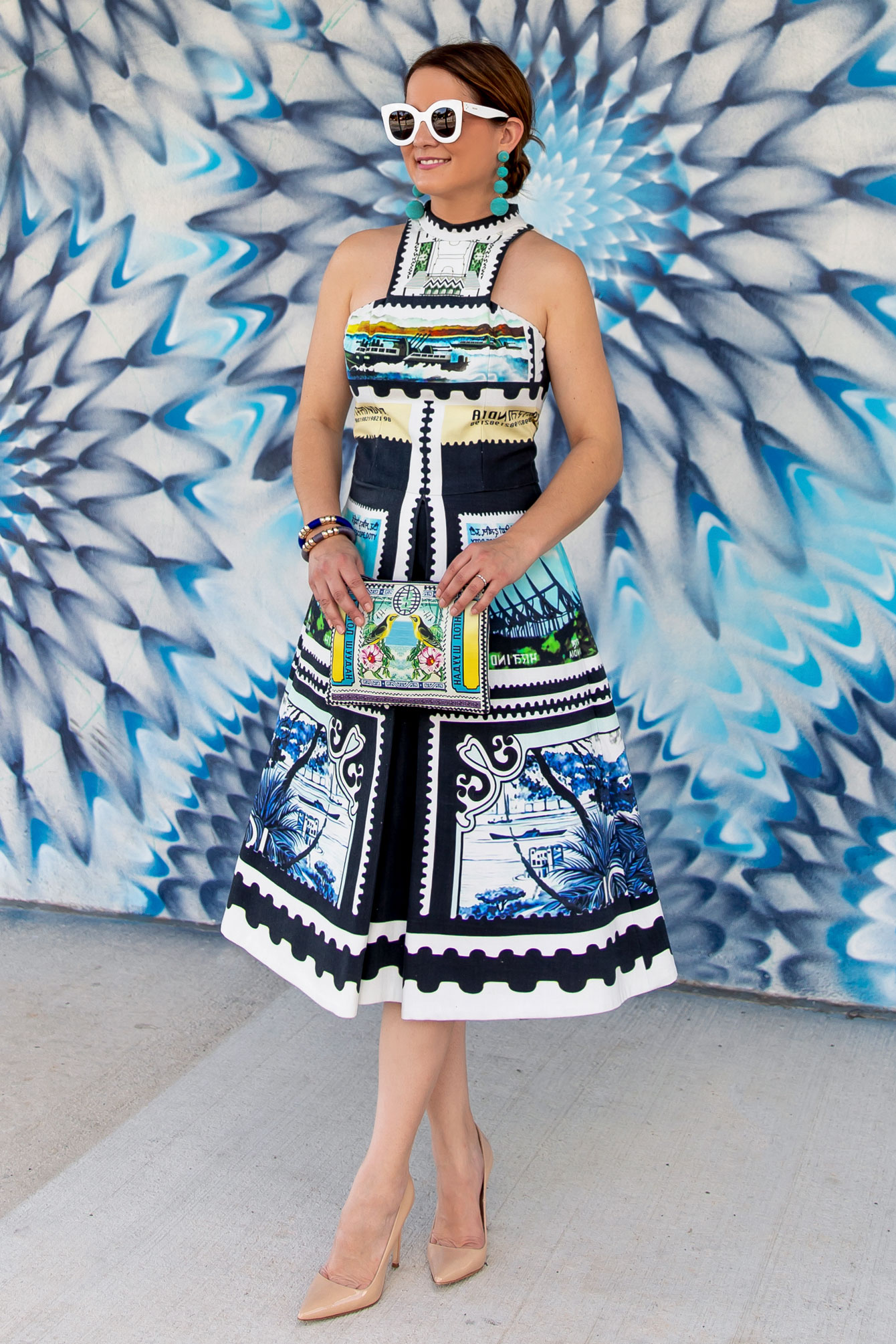 Mary Katrantzou Matches Fashion 10th Anniversary