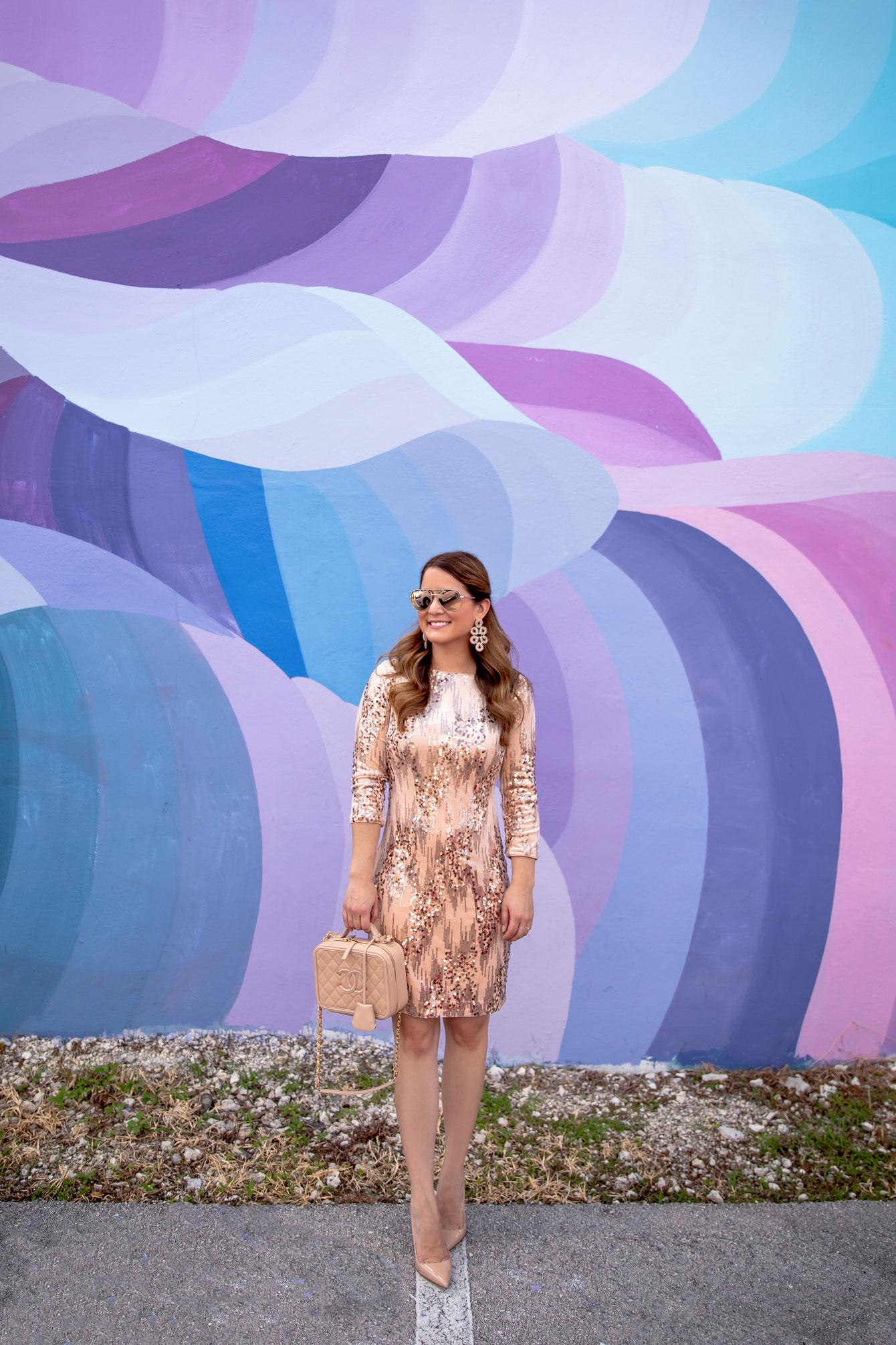 Miami Wynwood Swirl Mural