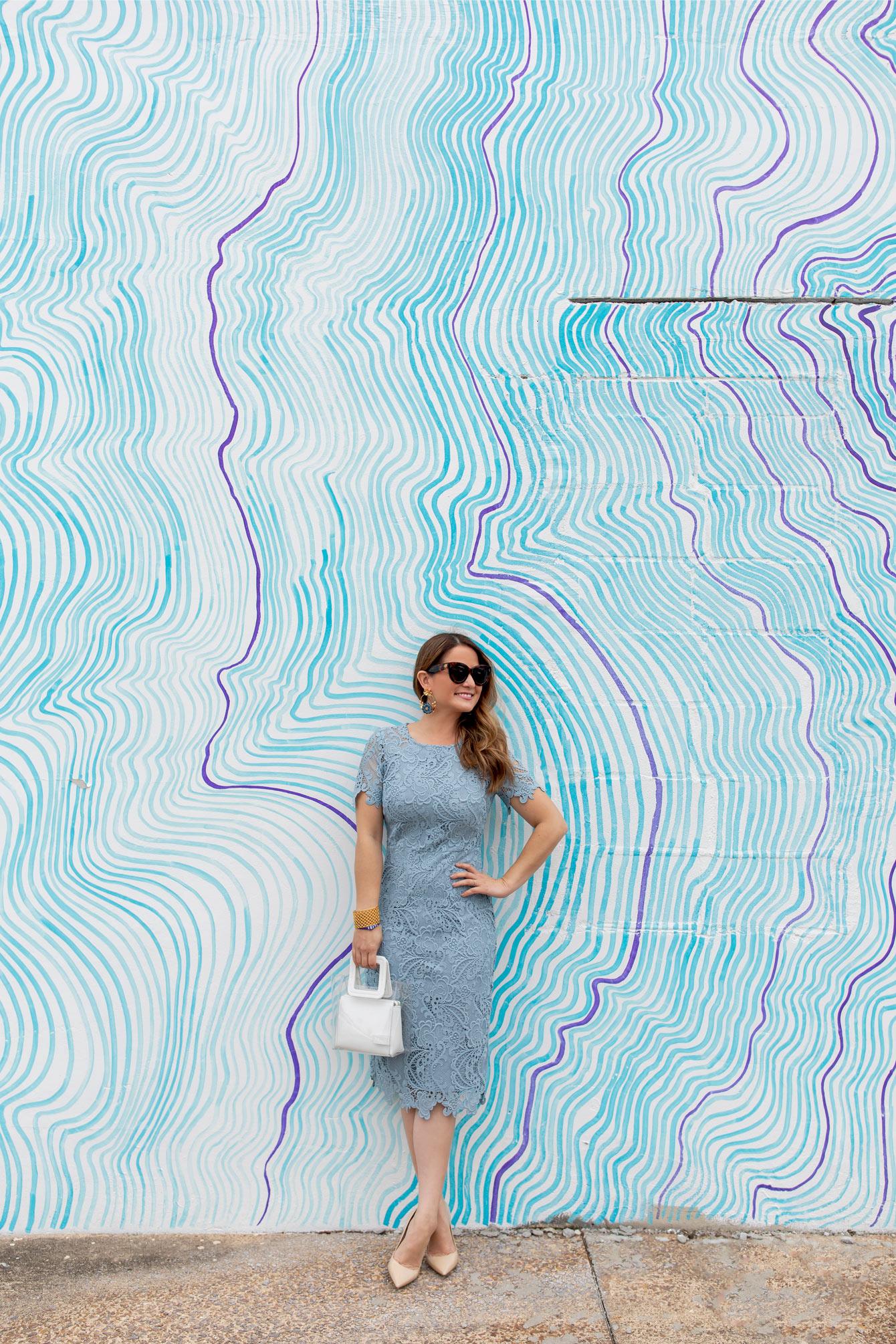 Nashville Colorful Mural