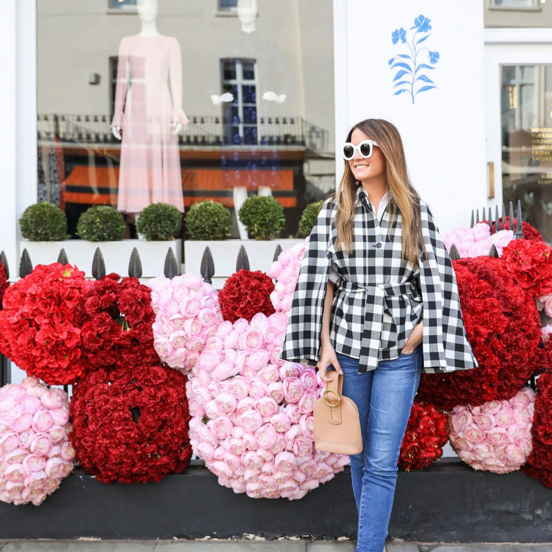 Style Charade London Roses