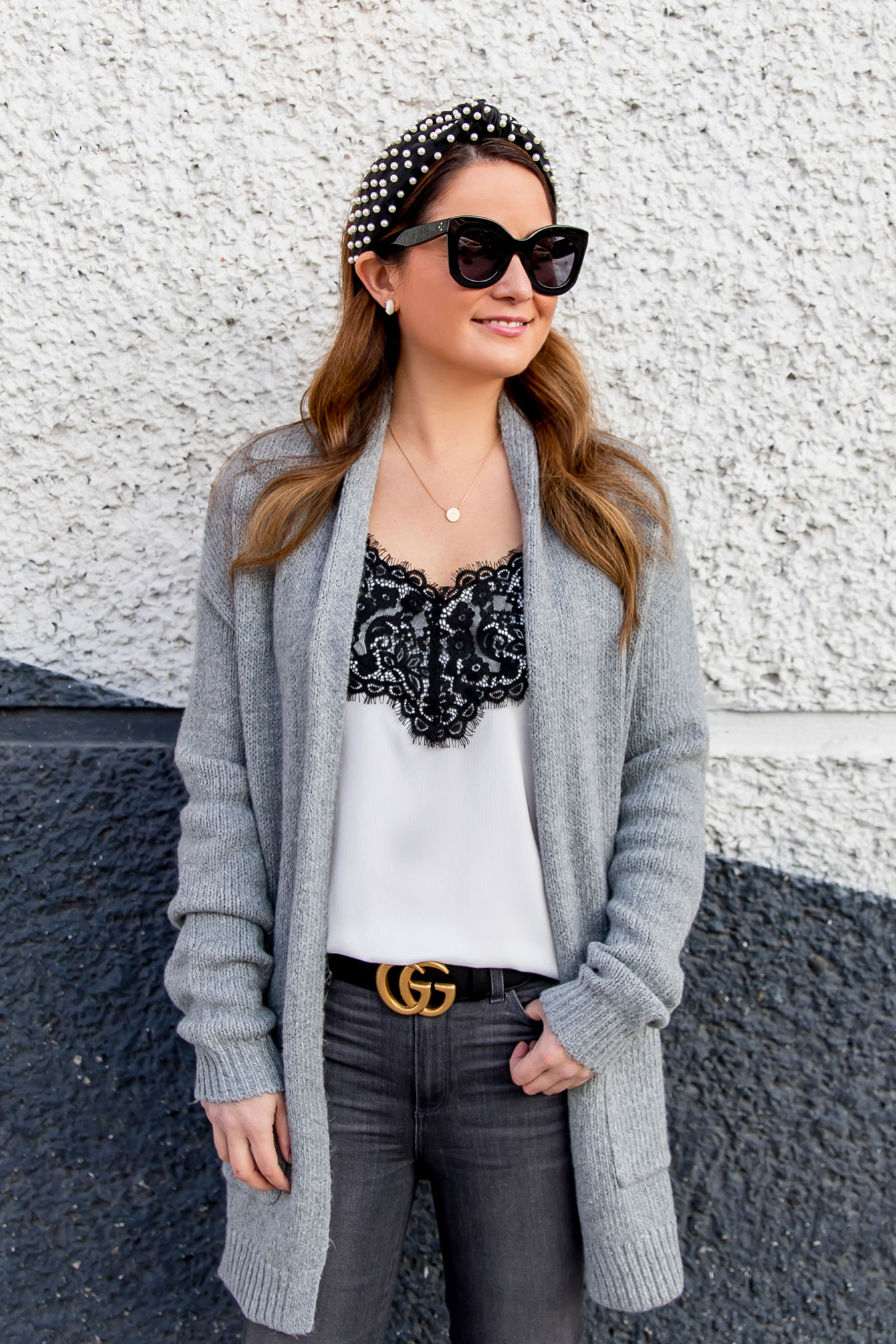 Gibson Glam Squad Lace Camisole