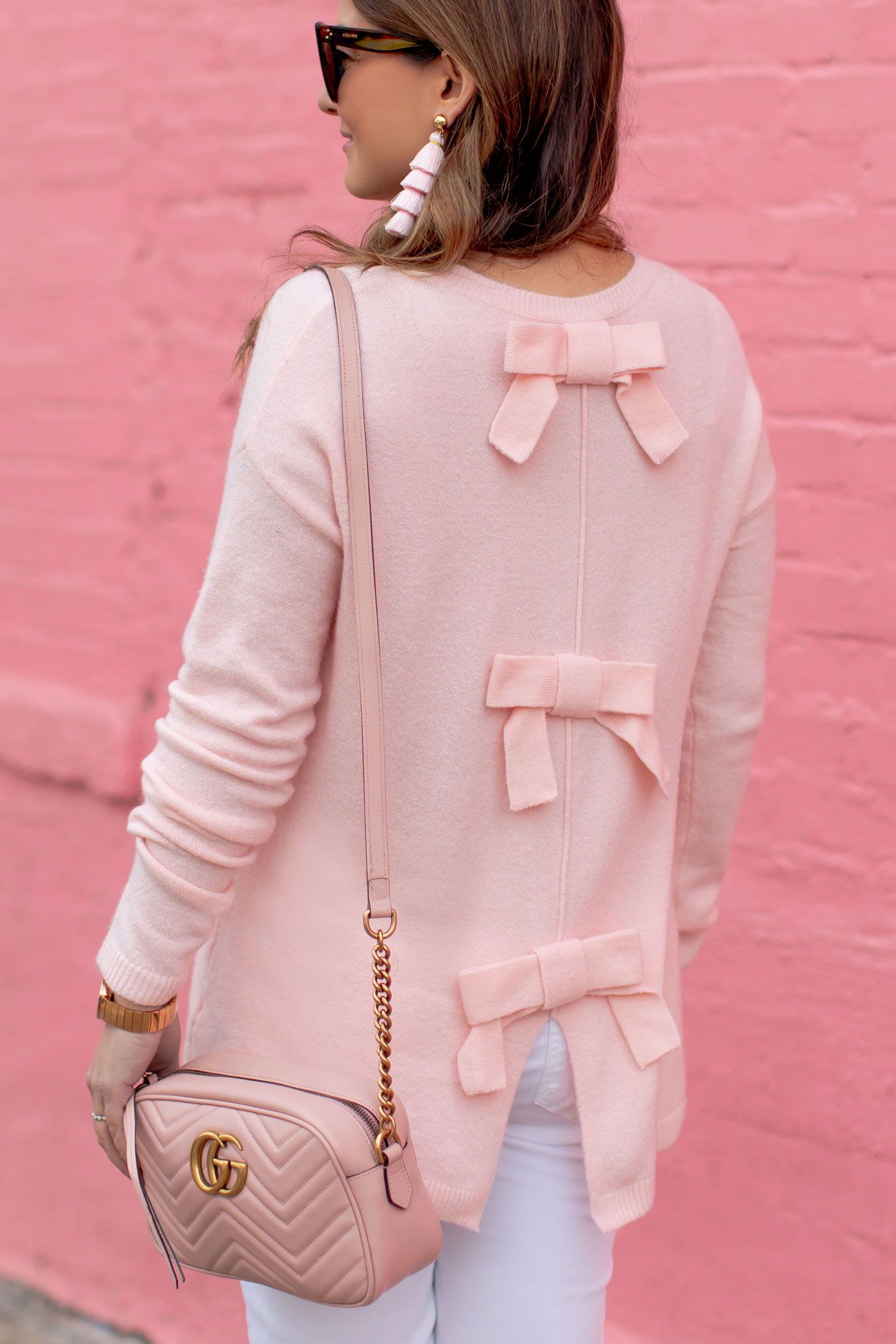 Nordstrom Pink Bow
