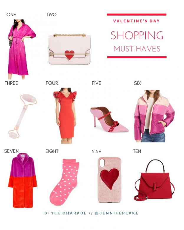 Valentine's Day Shopping Ideas