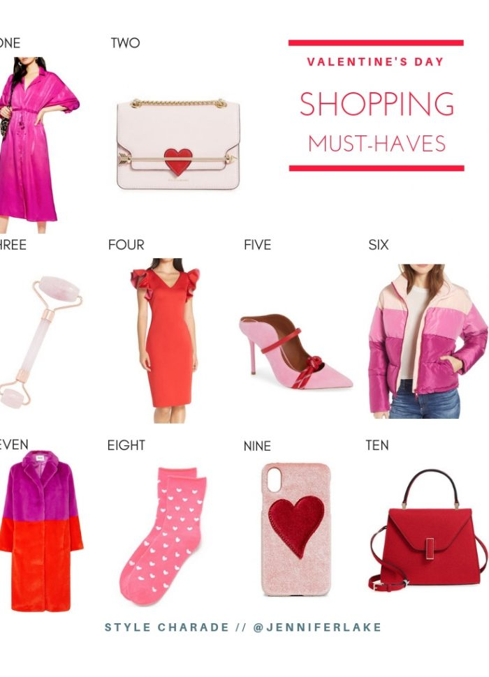 Valentine's Day Shopping Must-Haves // Friday Charades