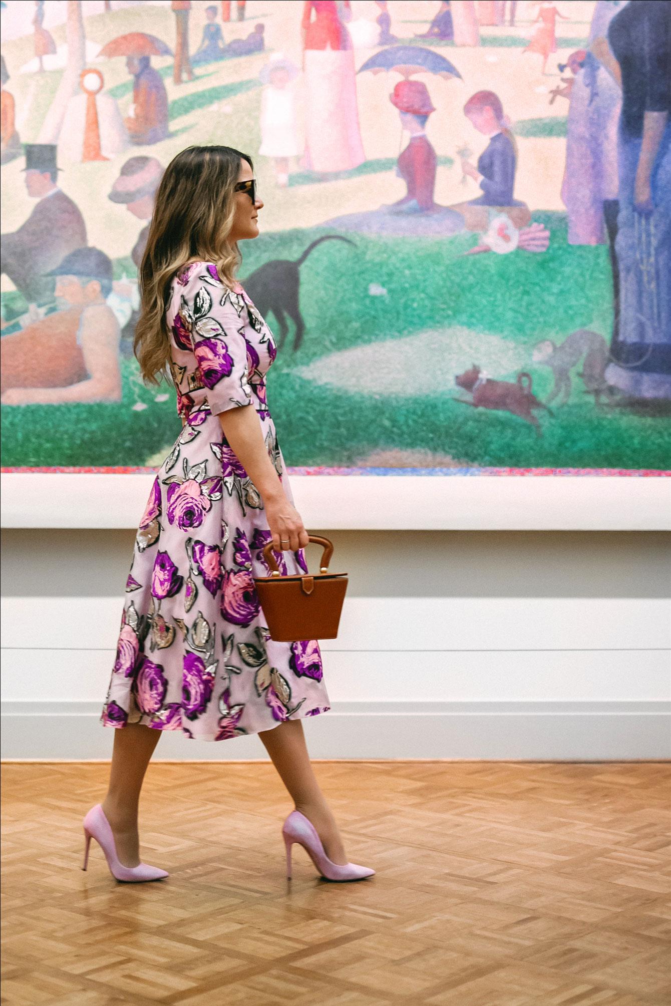 Art Institute Chicago Georges Seurat