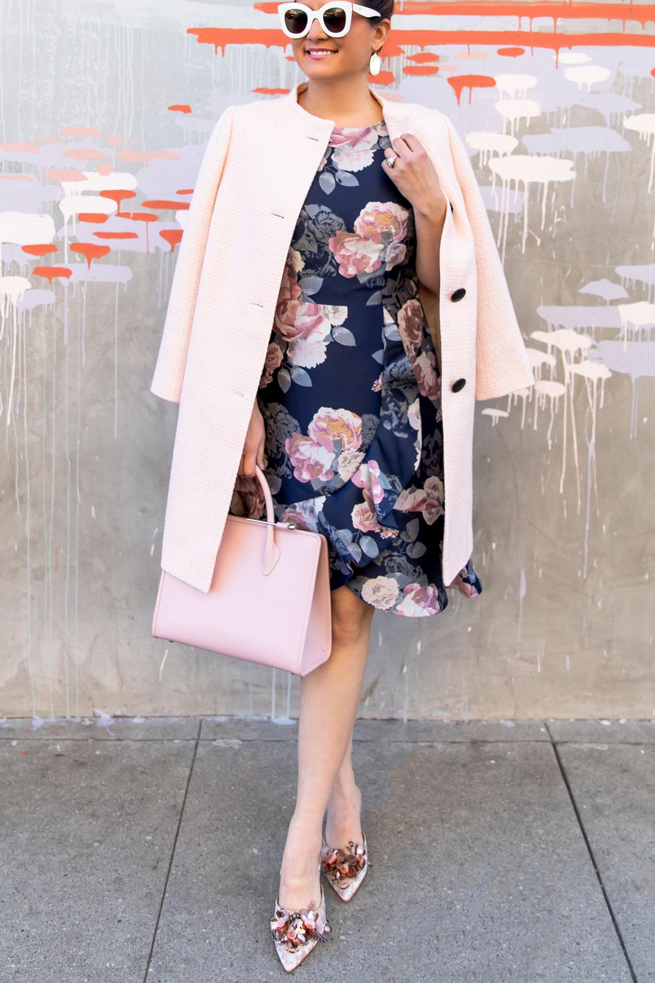 Kate Spade Pink Coat