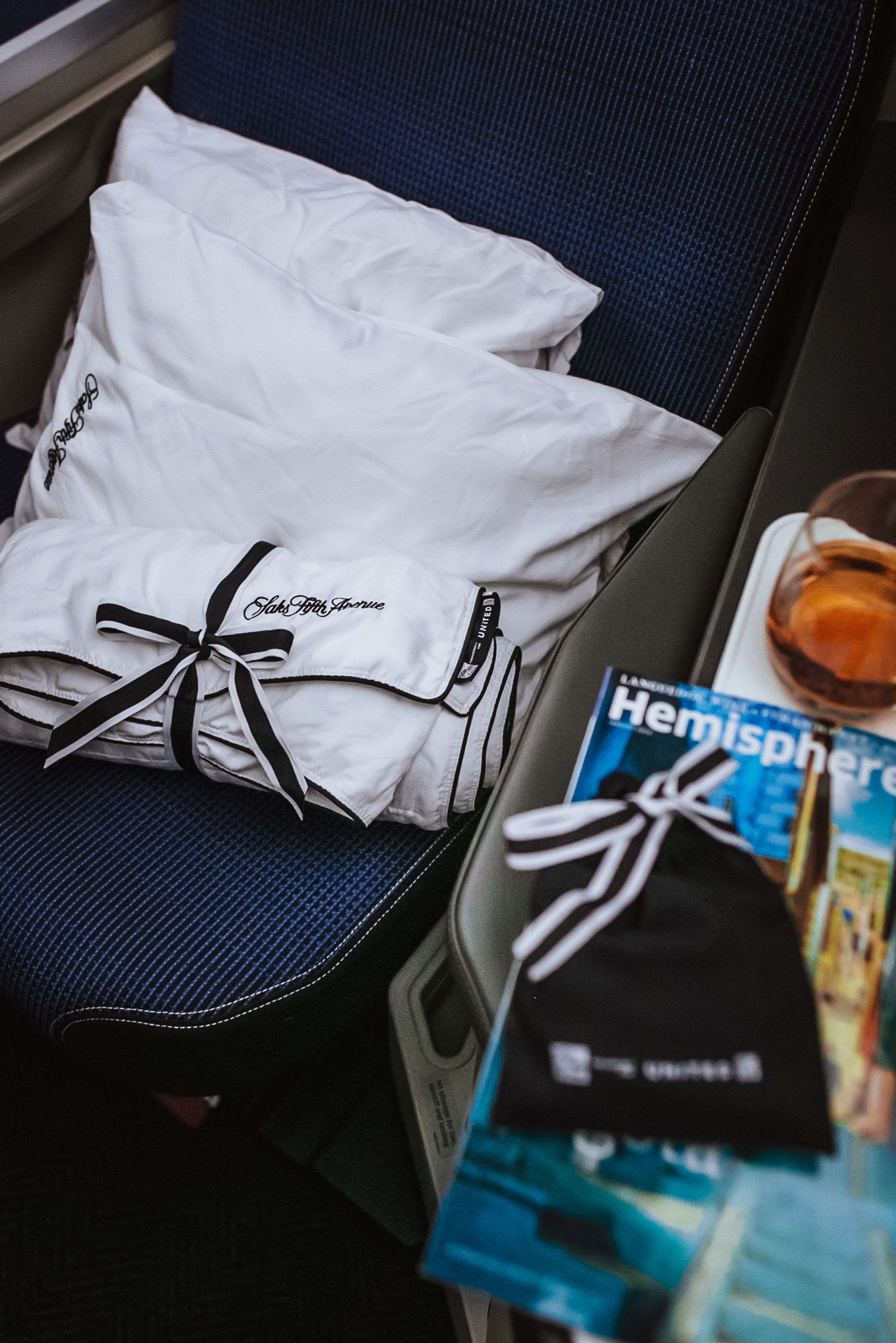 United Polaris Saks Bedding