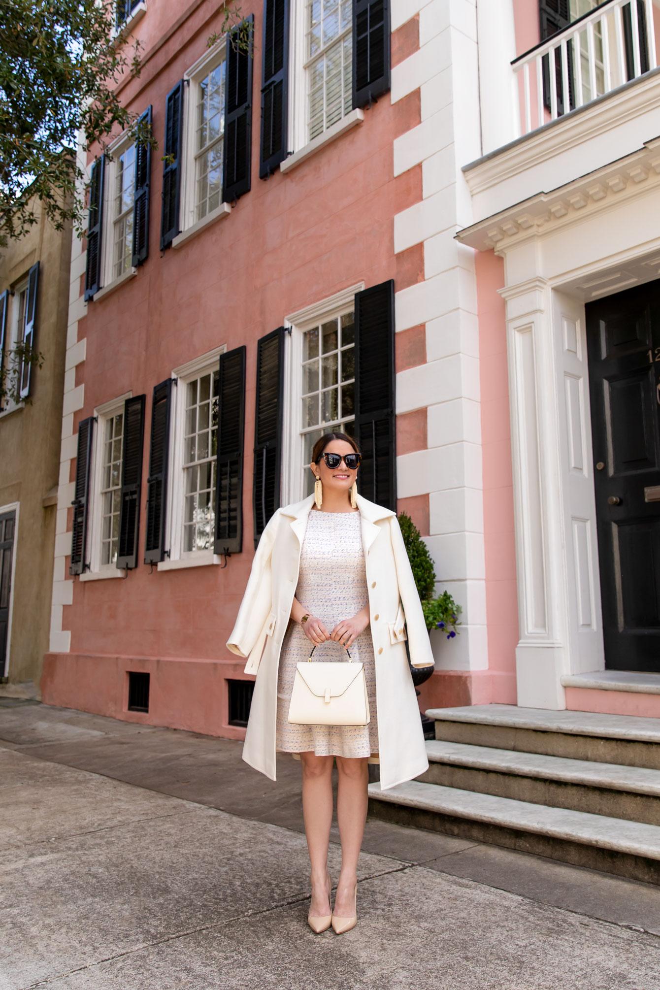 Harper Rose Tweed Dress Nordstrom