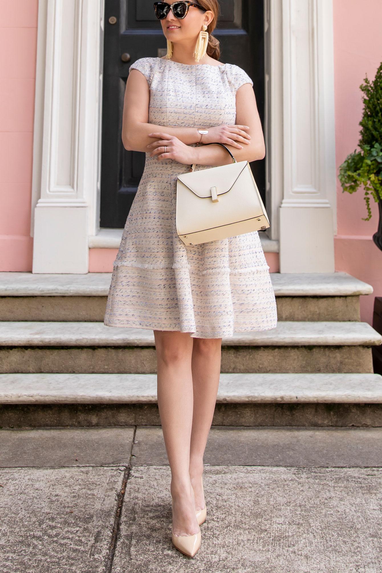 Harper Rose Tweed Dress