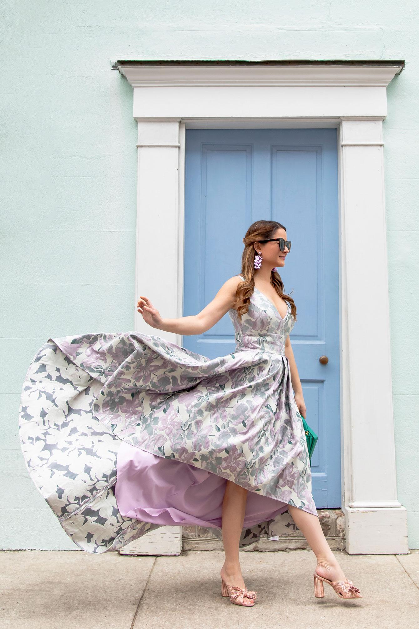 Jennifer Lake Dress Flick