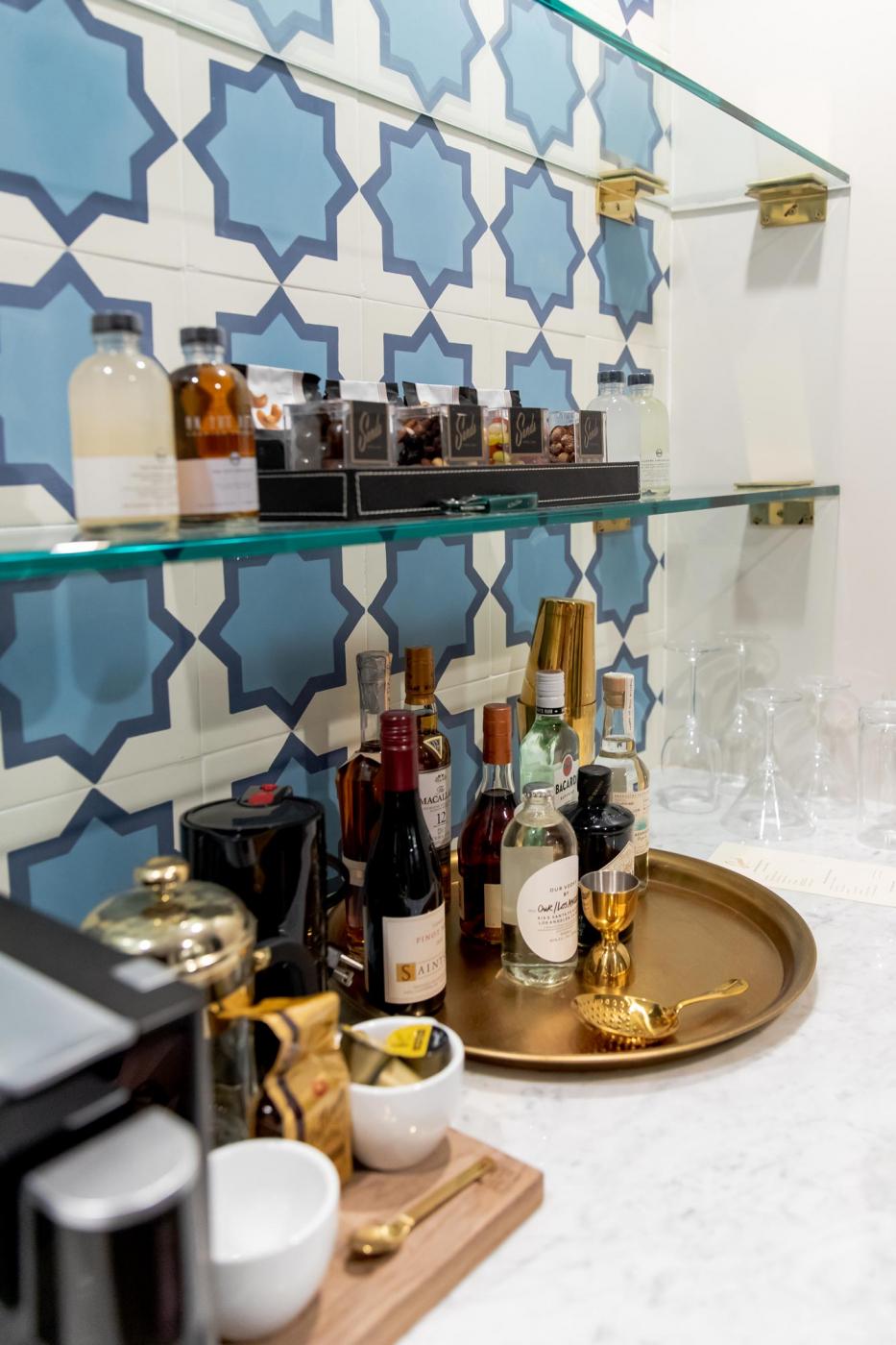 Sands Hotel Room Design