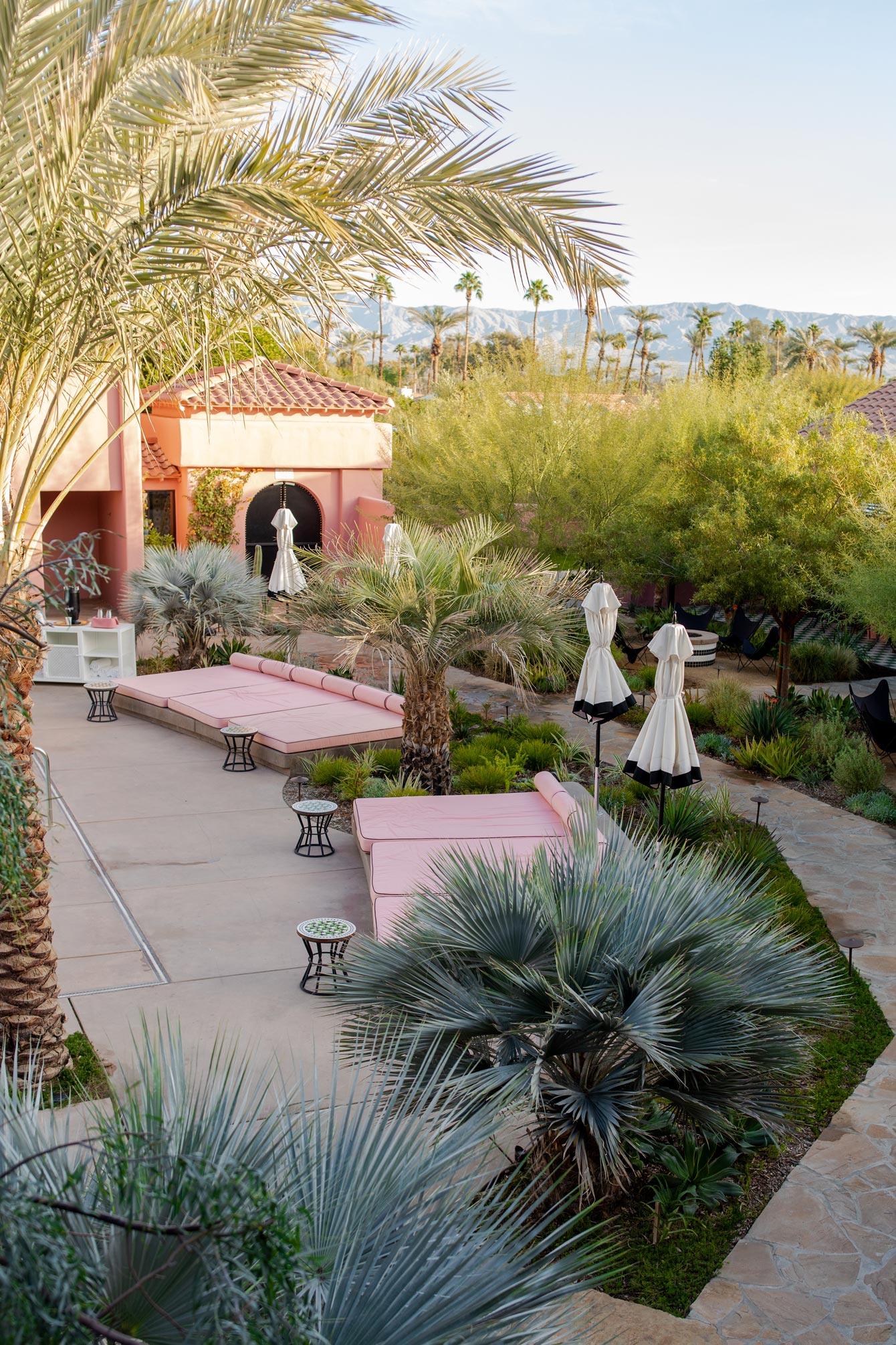Sands Hotel Palm Desert