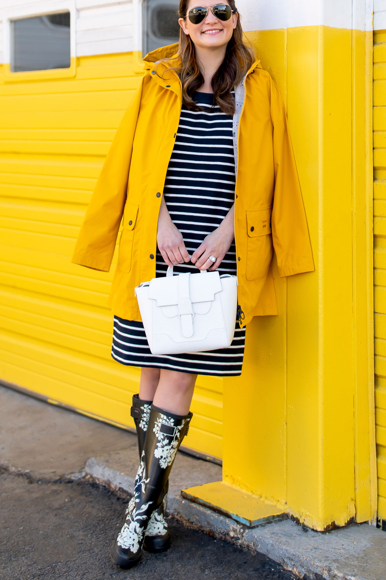 Barbour Stripe Dress