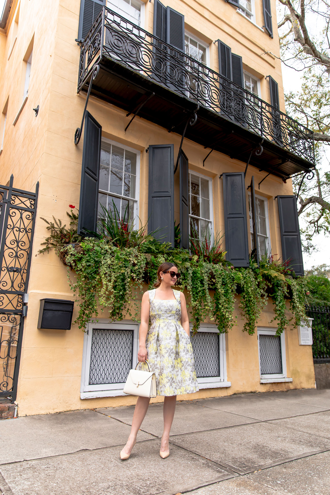 Charleston Colorful Homes