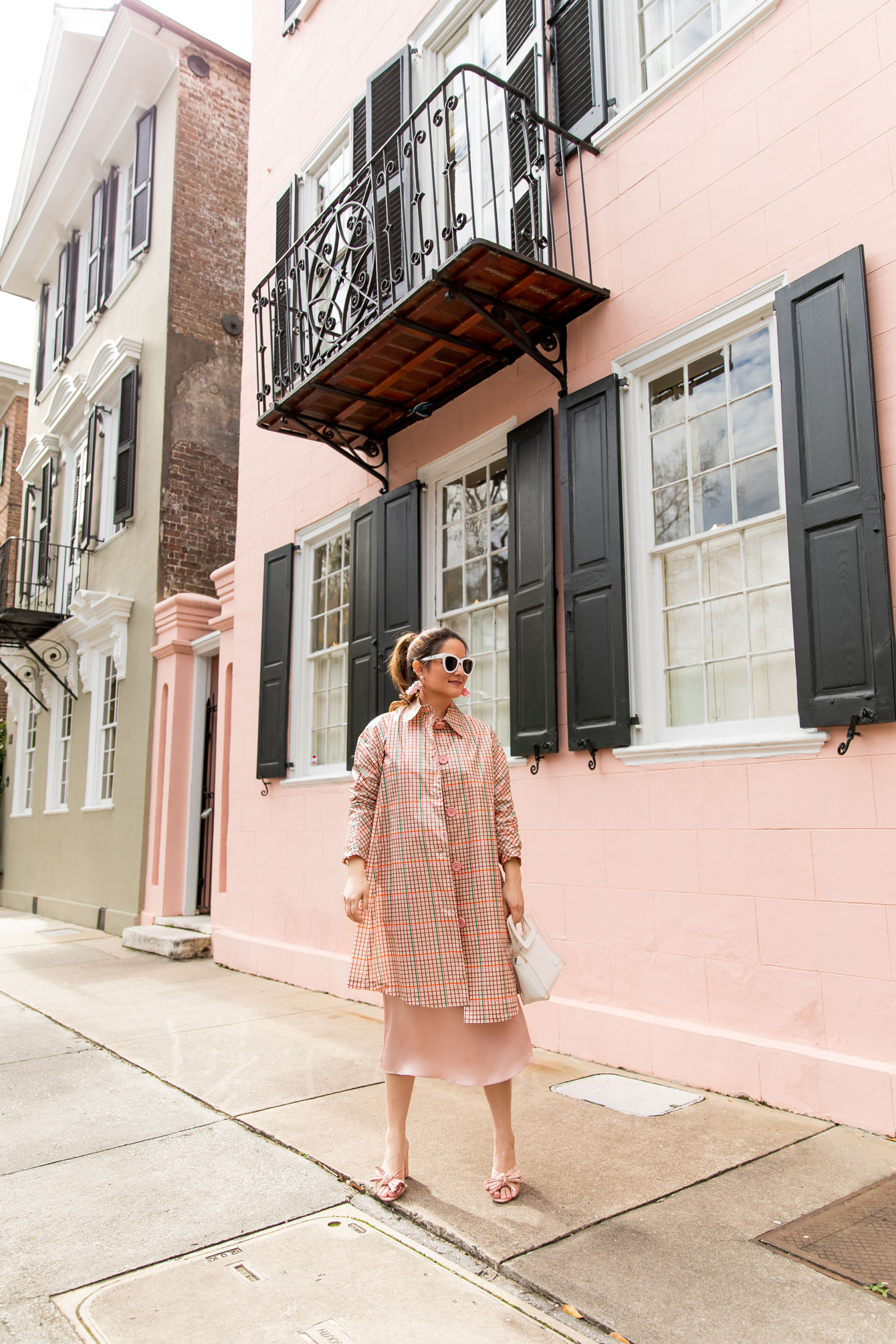 Charleston Pink Homes