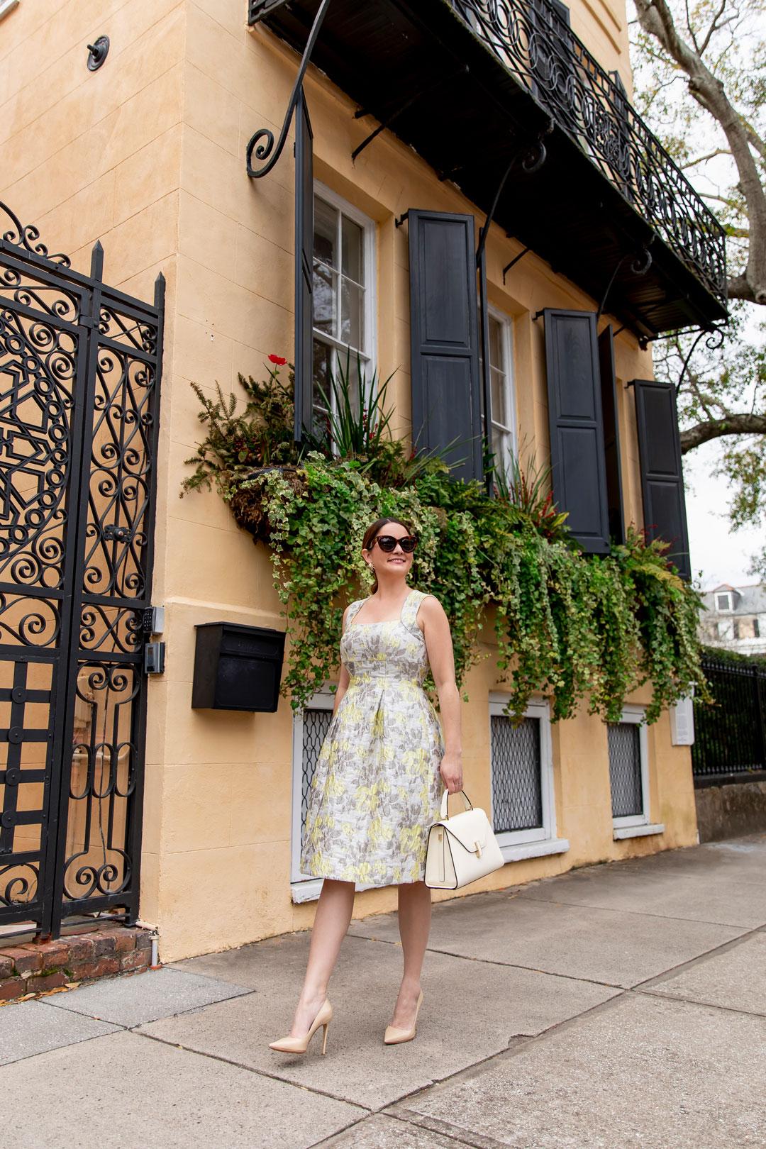 Charleston Yellow Home