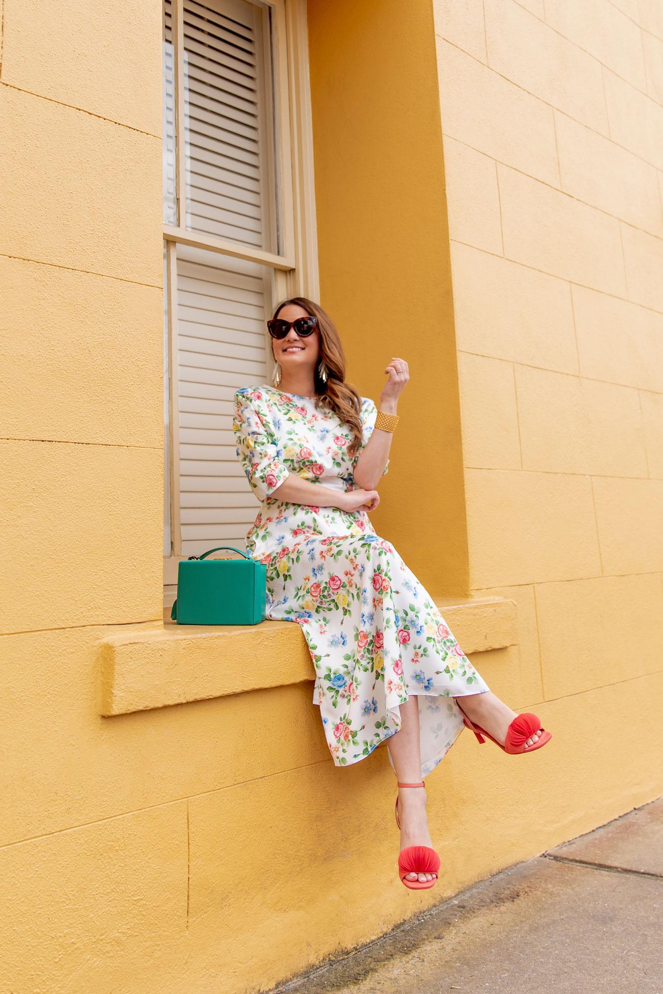 Emilia Wickstead Carmen Dress
